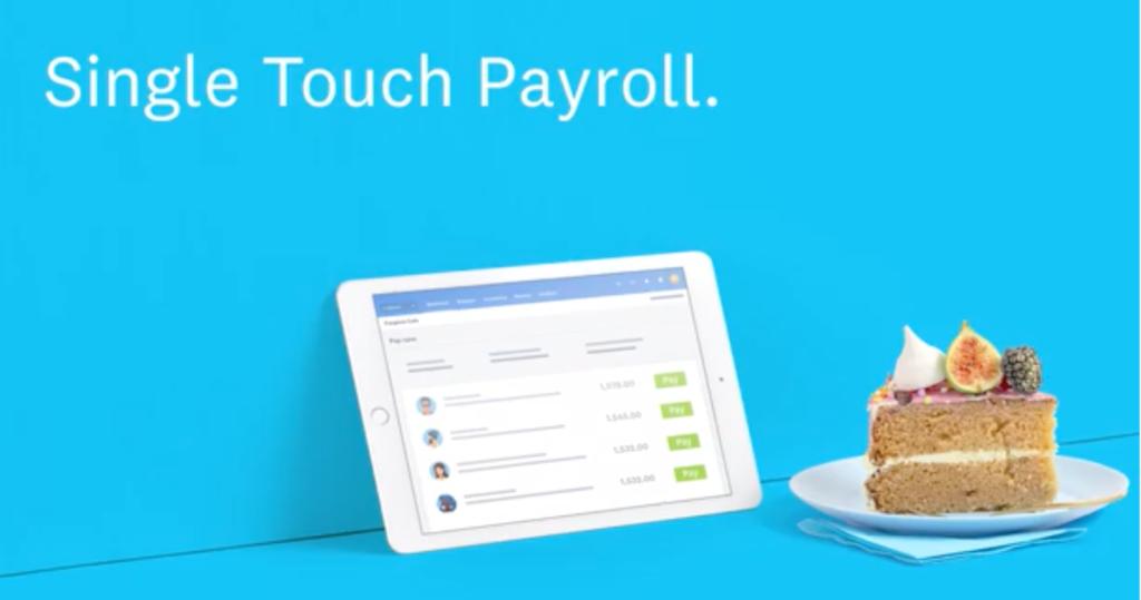 Xero Single Touch Payroll